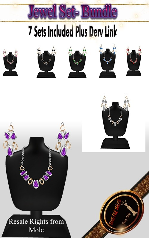 ◘Jewel Set Bundle◘