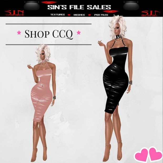 Mrs.Business Dress Set* CKHN Included