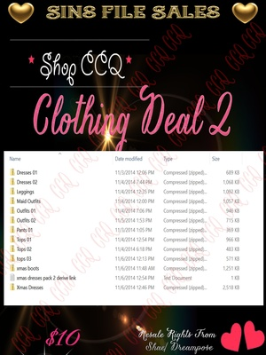 Clothing Deal 2