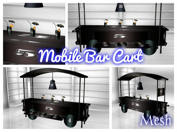 Mobile Bar / Food Cart