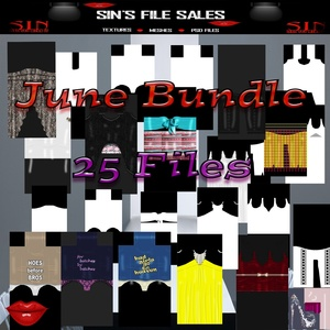 ♥ June Bundle ♥ Limited Time Only! Deriv Links Included