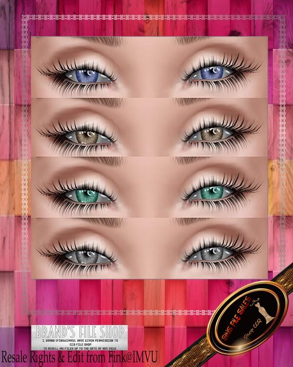 •Glisten Eye Pack•
