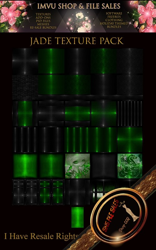 Jade Texture Pack