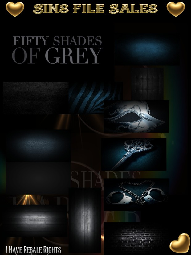 Shades Of Grey Texture Pack