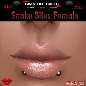 SnakeBites *Female Version