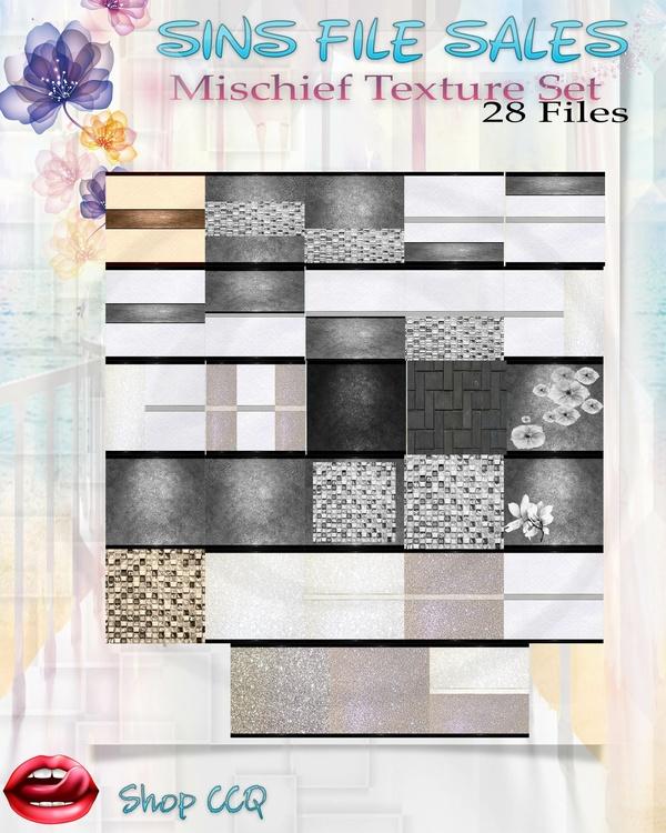 •Mischief Texture Pack•