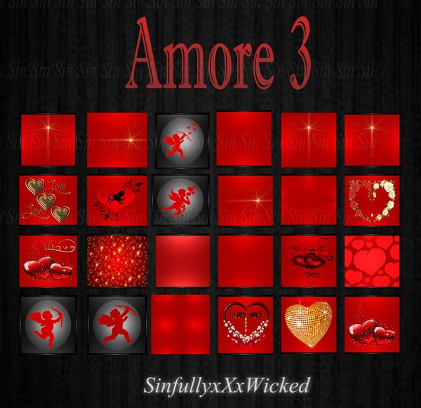 Amore 3 (23 Textures)