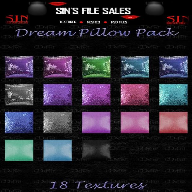 Dream Pillow Texture Pack