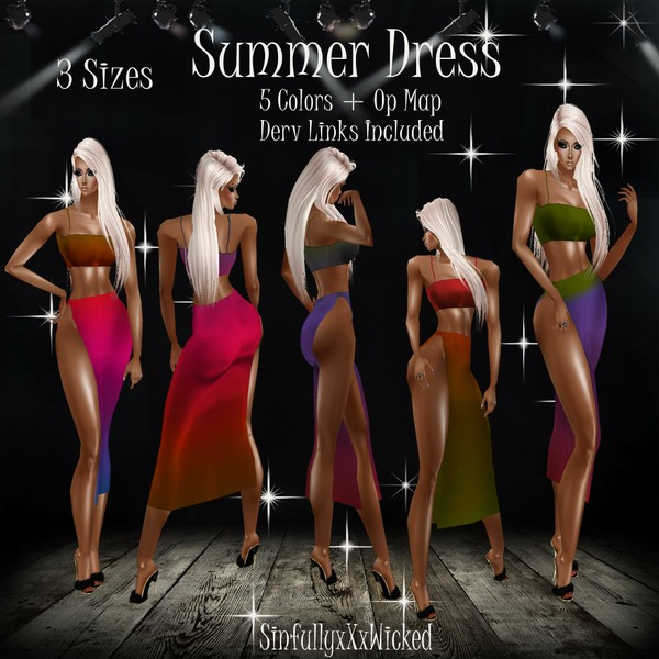 Summer Dress Collection