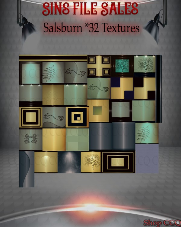 Salsburn Texture Pack*32 files