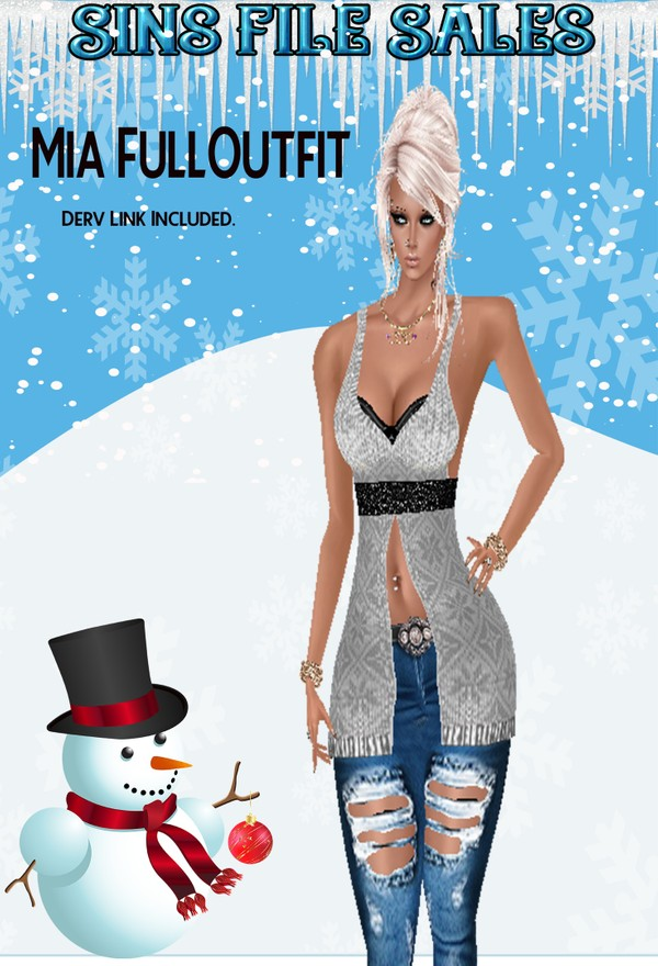 Mia-Full Outfit