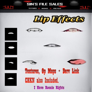 Lip Effects