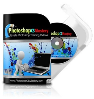 PhotoShop CS Mastery Tutorial *Video Step by Step*