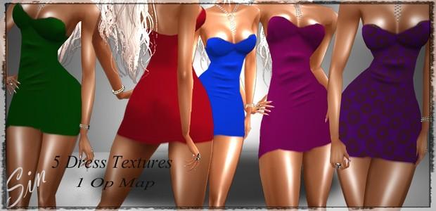 Short Dress *AP w/Resale