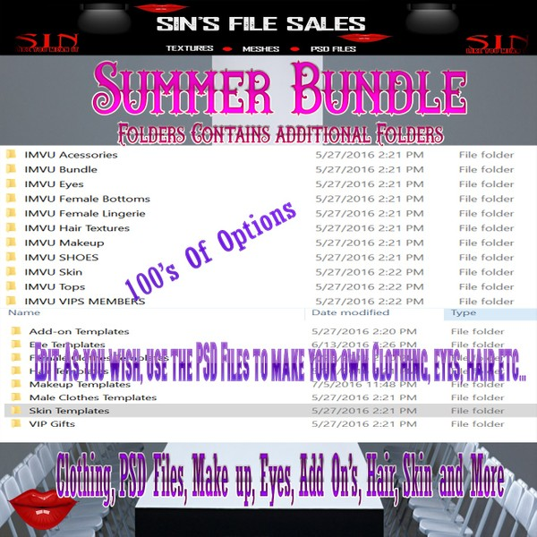 Summer Deal *100's Of Options & Design Choices