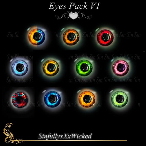 Eyes Pack V1