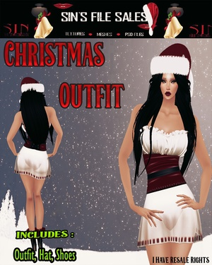 🤶Miss Christmas Outfit Bundle🤶