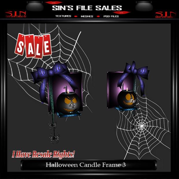 Double Spider Frames Mesh V3