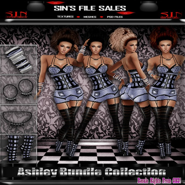 Ashley Bundle