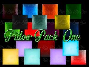 Pillow Pack #1