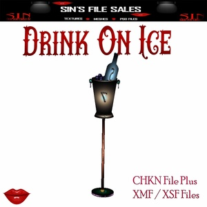 Drinks On Ice *Mesh
