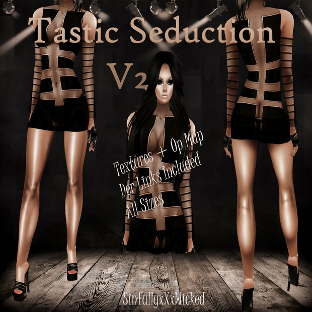 Tastic Seduction V2
