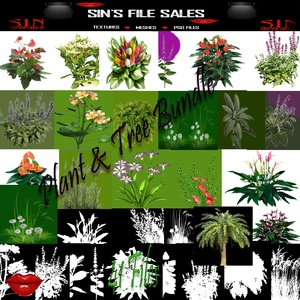 Plant & Tree Pack