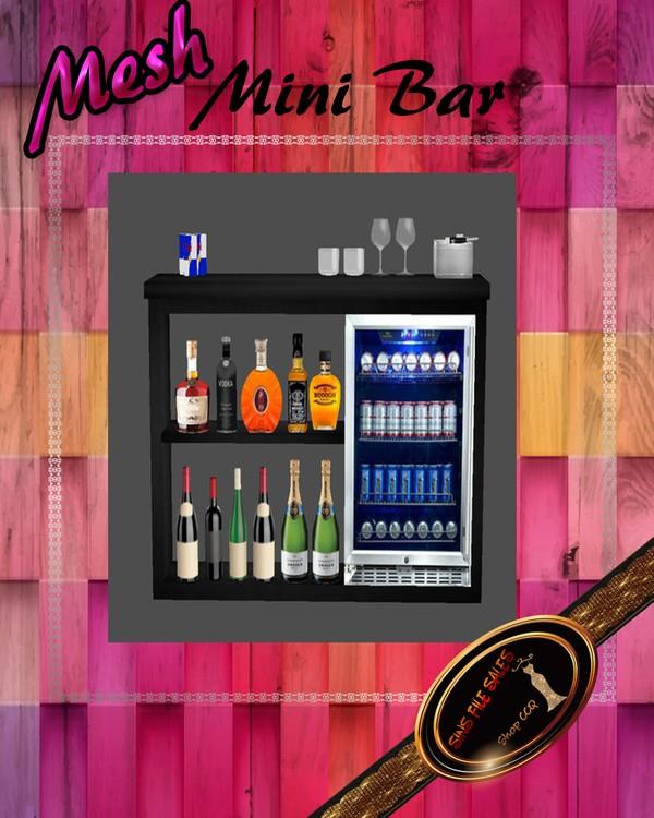 •Mini Bar Mesh•CHKN File