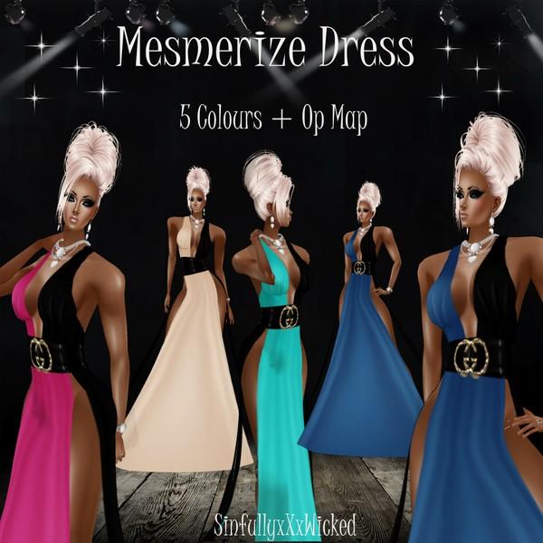 Mesmerize Formal Dresses