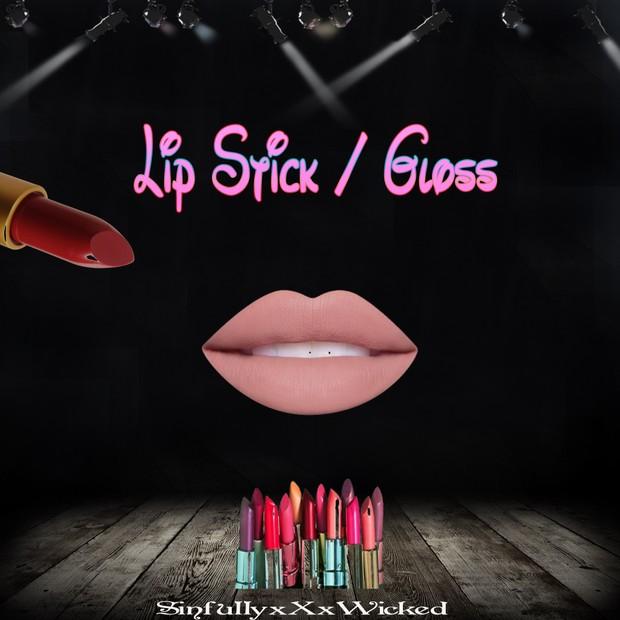 LipGloss Add-On's
