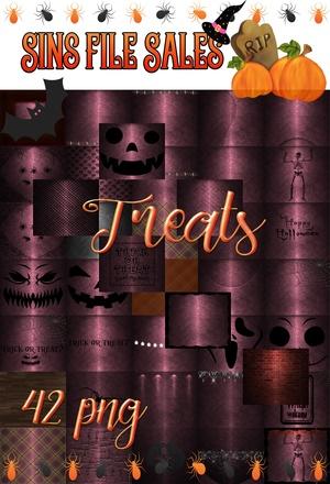 Treats-Texture Pack (42 png)