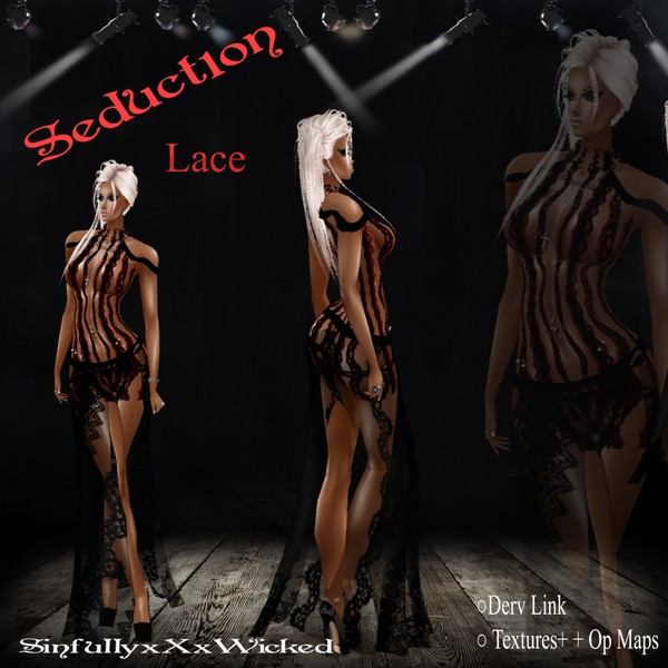 Seduct1on Lace