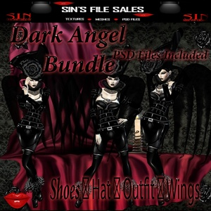 Dark Angel Bundle