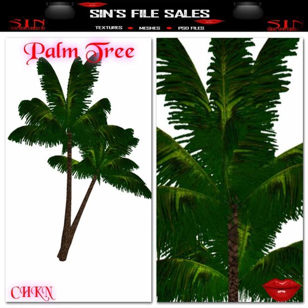 Palm Tree *Mesh
