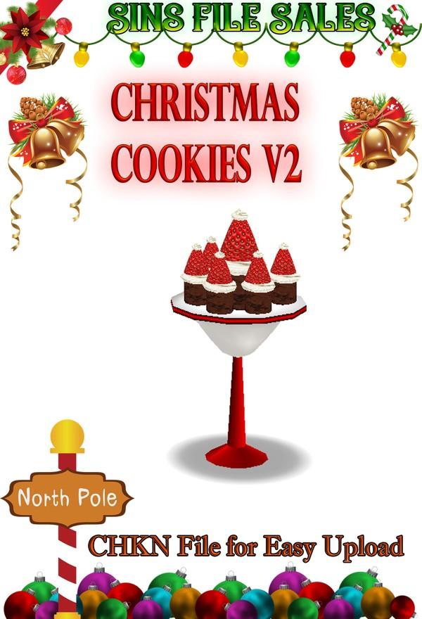 Christmas Cookies V2 CHKN