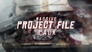 Massive Project File Pack