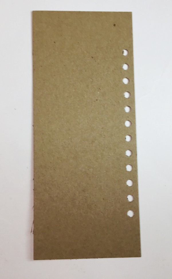 TEMPLATE FOR JOURNAL BINDING
