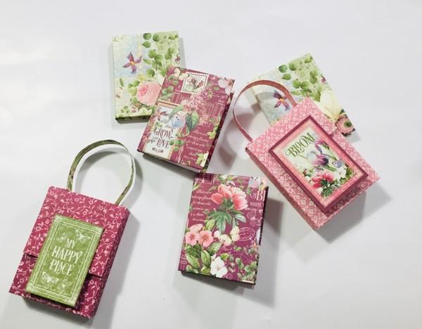 Mini Book Bag Supply List