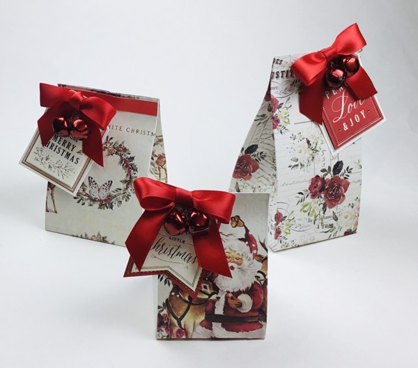 Christmas Box Trio PDF