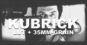 Kubrick Film Look LUT + 35mm Grain