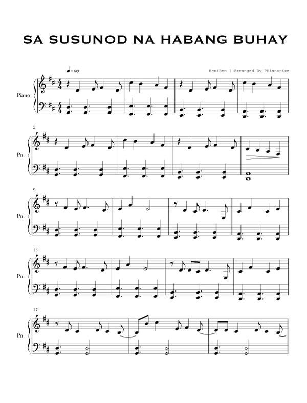 Sa Susunod Na Habang Buhay | Ben&Ben