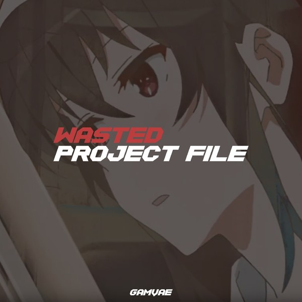Wasted project file