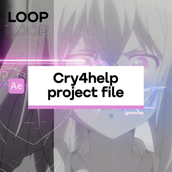 (LOOP) Cry4help project file