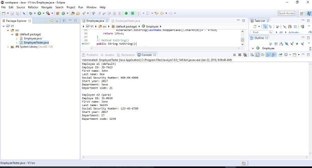 COP2337C Project Version 1 – Solution