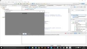 MIS 301 Stopwatch Program using Java constructs found in Lewis/Loftus,