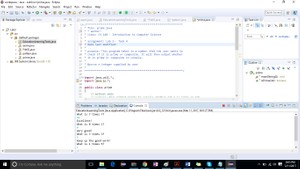 Introduction to Computer Science Lab #3 Solved