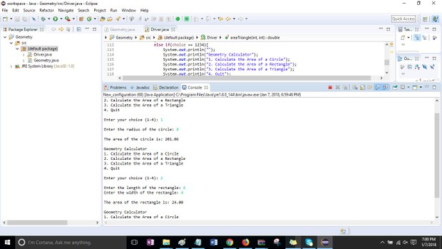 Program 2 - Write a program titled