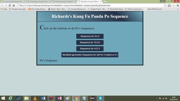 CSCI 3300 Assignment 6