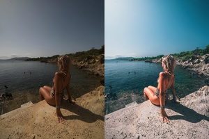 Ibiza Adventure pack for sony a7s (lightroom cc)