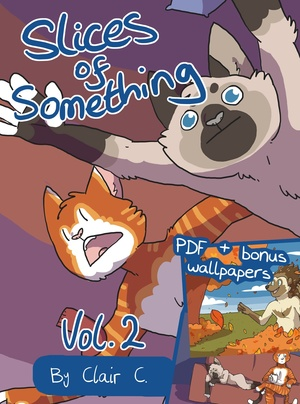 Slices Of Something Vol. 2 PDF & Wallpaper Bundle